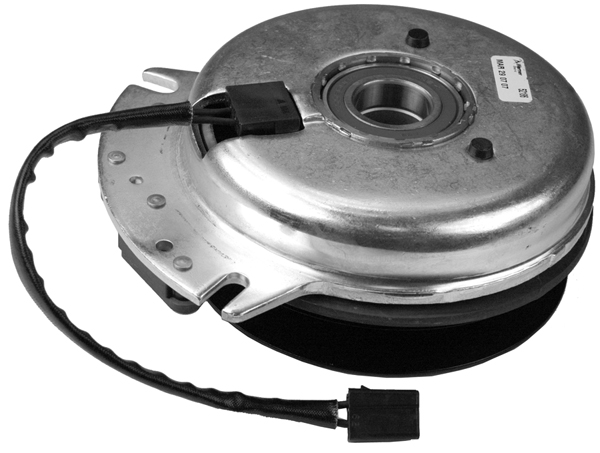 129 Cub With Snow Blower Pto Pulley : Rotary electric pto clutch cub cadet