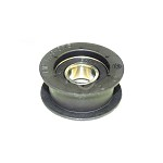 Composite Flat Idler Pulley  Universal 1/2In.X 1-7/8In. FIP1875-0.50