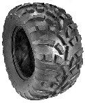 Rotary # 10731 ATV Tire For Carlisle # 25 x 1100 x 12 AT489 Tread