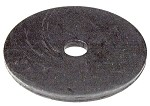 Rotary # 1190 Lawn Mower Blade steel blade washer 3/8