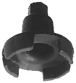 Rotary # 1757 Ratchet Starter Remover Too For Briggs and Stratton # 19244