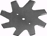 Rotary # 2147  Star 8 Tooth Edger Blade  9