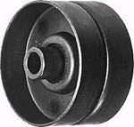 Rotary # 2191  Flat Idler pulley 3/8
