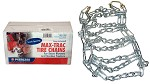 Rotary # 5551 Max Trac Snow Blower Tire Chain 480 x 400 x 8