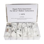 Repair Parts Assortment for WA & T WALBRO Carburetors