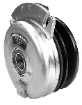 Rotary # 9911 Electric Pto Clutch Sears Craftsman 160889 , Warner 5217-9, 5217-6.