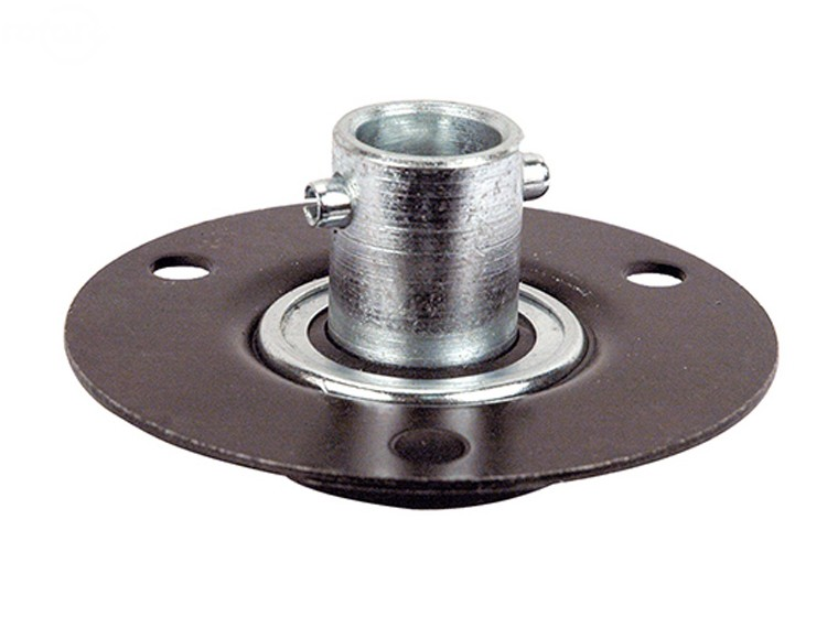 Rotary # 5623 Bearing Assembly for Snapper 1734645SM with flange and roll pin