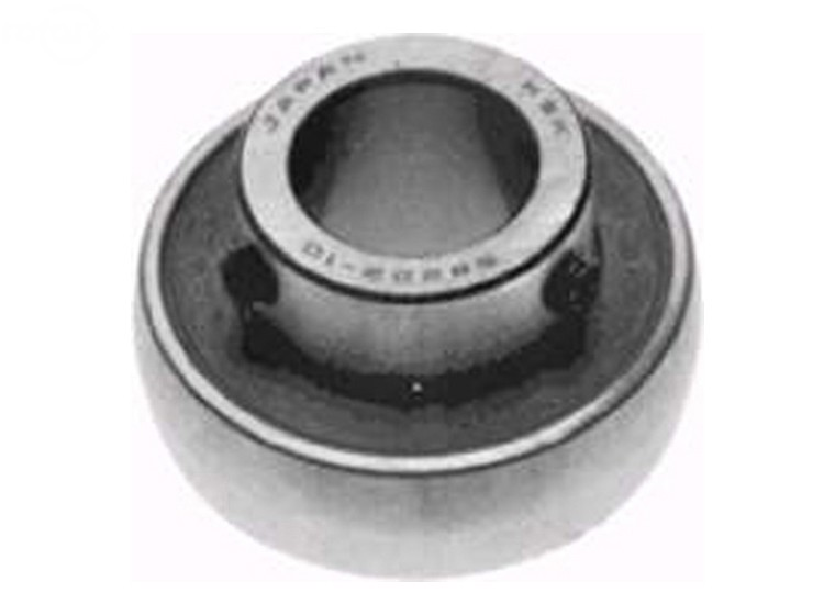 Rotary # 8077 Output Shaft Support Bracket Bearing.  Replaces Exmark 1-303067. Also fits Bobcat 35062B
