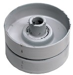 Rotary # 2190  Flat Idler Pulley 3/8In.X 2-1/4In. IP3620