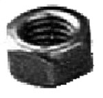 Rotary # 3168 Metric hex Nut M 5