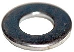 Rotary # 3196  Metric Flat Washer M4 For Many Stihl Chainsaws
