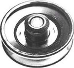 Rotary # 3317  Steel Pulley Spindle For Murray  23739 OD: 5